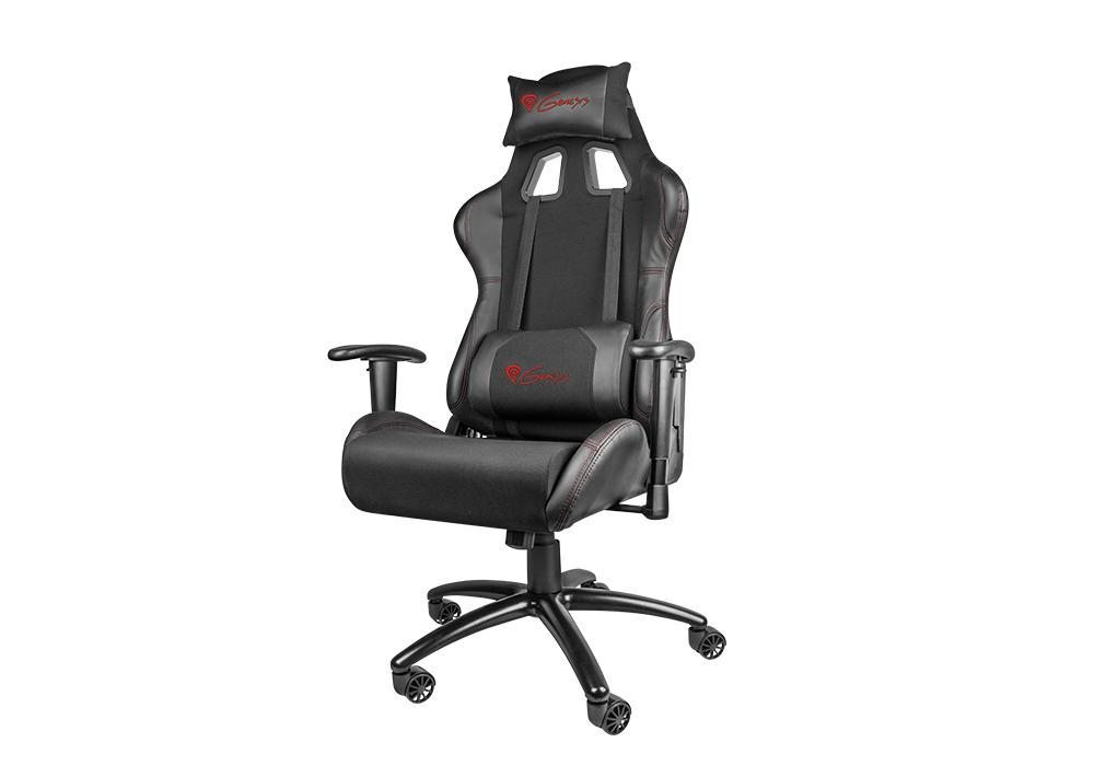 геймърски стол Gaming Chair NITRO 550 - Black - NFG-0893