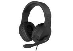 Геймърски слушалки Gaming Headset ARGON 200 BLACK NSG-0902