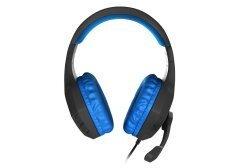 Геймърски слушалки Gaming Headset ARGON 200 BLUE NSG-0901