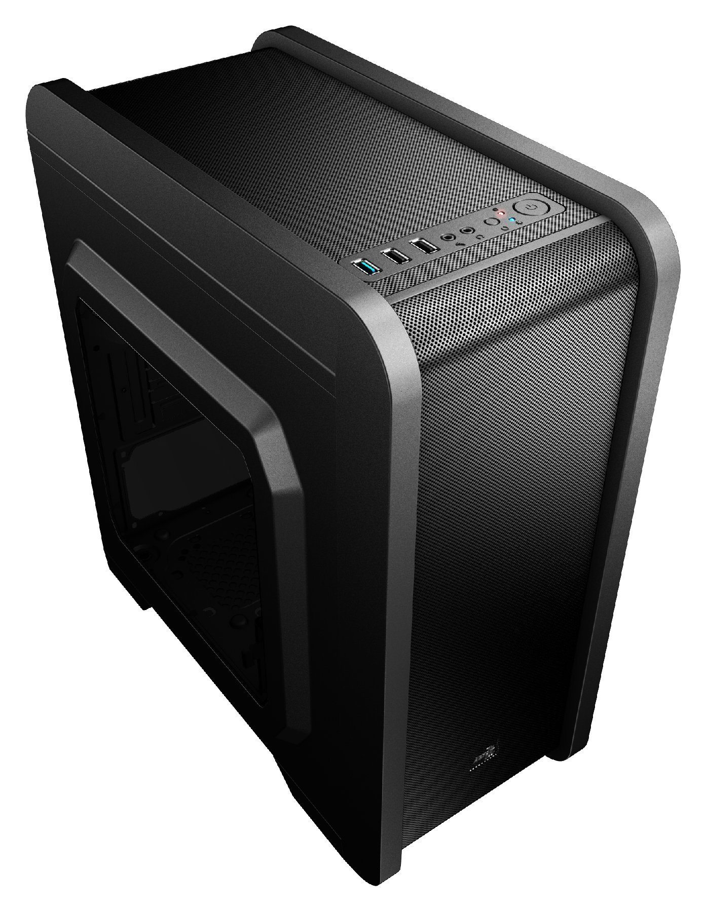 AeroCool кутия Case mATX - QS-240 Window - ACCS-PQ04014.11