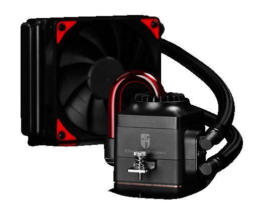 DeepCool Водно охлаждане Water Cooling CAPTAIN 120 EX