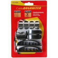 Cable Organizer KIT - MAKKI-CLAMPS-S1