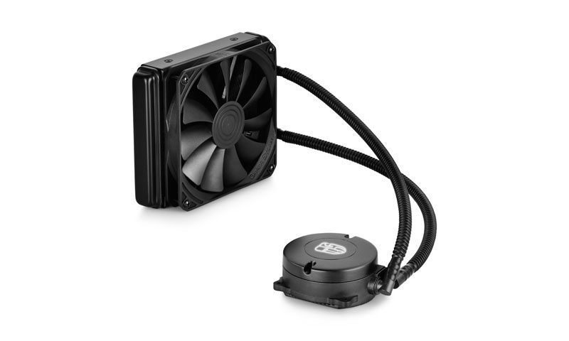 Водно охлаждане Water Cooling MAELSTROM 120K - Intel/Amd