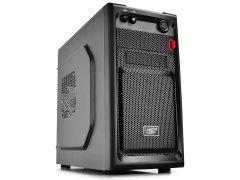 Кутия Case mATX SMARTER - Black, USB3.0