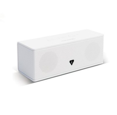 Mobile Bluetooth Stereo Speaker - MD213 white