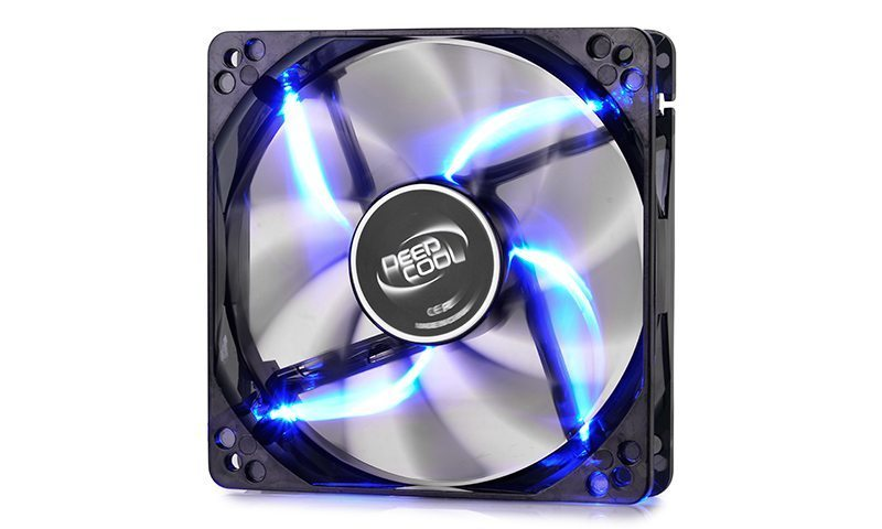 Fan 120mm Blue LED - WIND BLADE 120 - 1300rpm