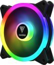 Fan 120mm aRGB - AEOLUS M2-1201 - Trio RGB rings