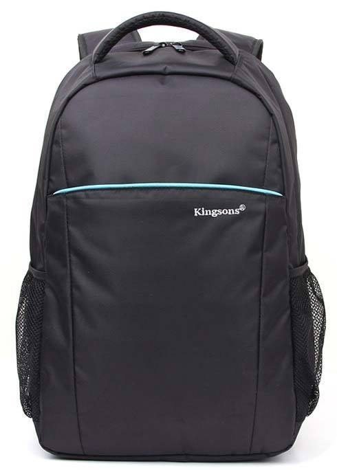 "Laptop Backpack 16.1"" KS8337W :: Blue Stripe Series"