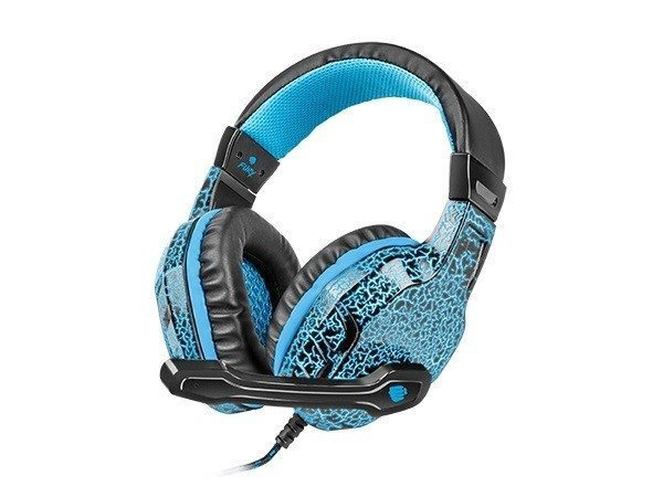 Fury Геймърки слушалки Gaming Headphones HELLCAT NFU-0863