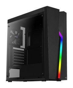 кутия за компютър Case ATX - Bolt RGB - ACCM-PV15012.11