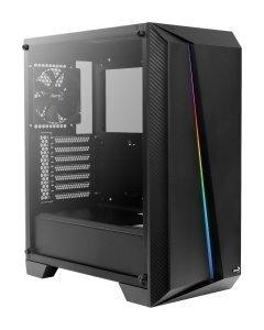 кутия за компютър Case ATX - Cylon PRO RGB - ACCM-PB10012.11