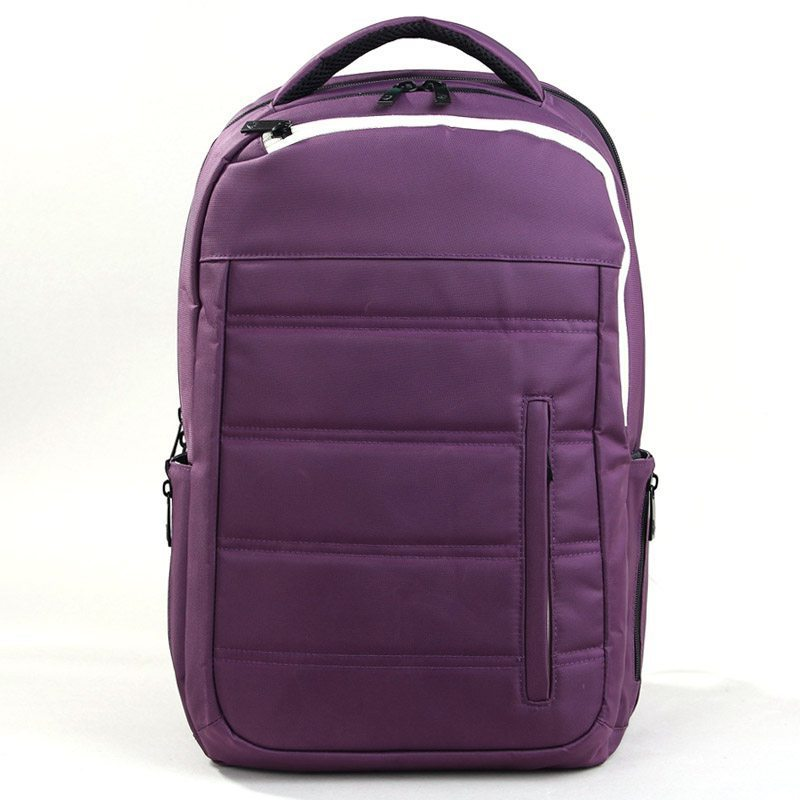 "Laptop Backpack 15.6"" K8534W :: Slice of Life Series - Purple"