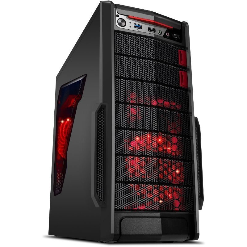 Case ATX SG-CL - USB3.0