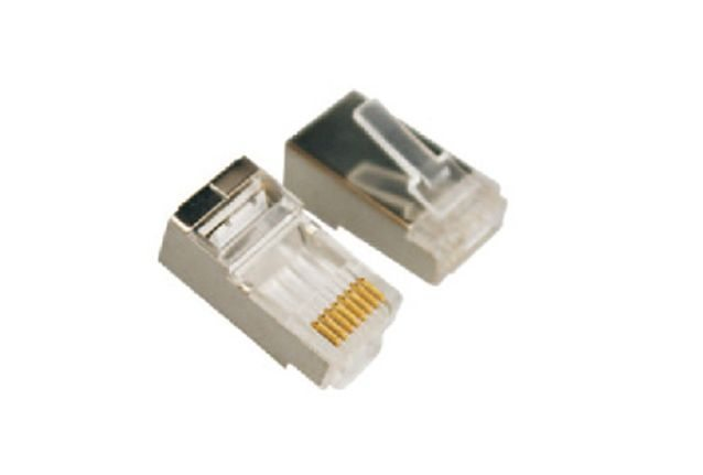Конектори UTP connectors Shileded STP 20pcs pack - NM025-20pcs