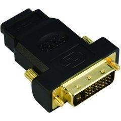 Адаптер Adapter DVI M / HDMI F Gold plated - CA312