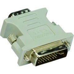 Adapter DVI M / VGA HD 15F - CA301
