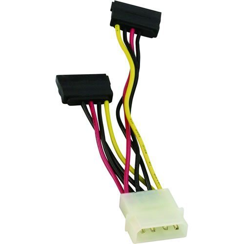 SATA Power 2x - CE352-0.15m