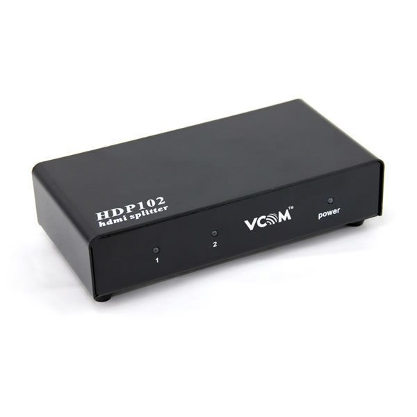 Сплитер HDMI SPLITTER Multiplier 1x2 - DD412A