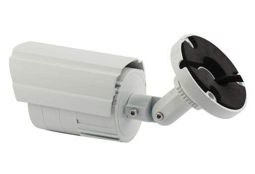 AHD Outdoor Bullet Camera - 1.0MP/720p/3.6mm F2.0/IR 20m/White - LICE24NAD100V