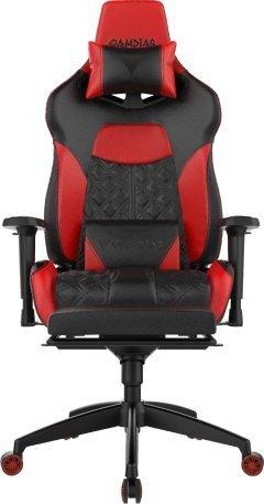 Gaming Chair - ACHILLES P1-L RGB Black/Red
