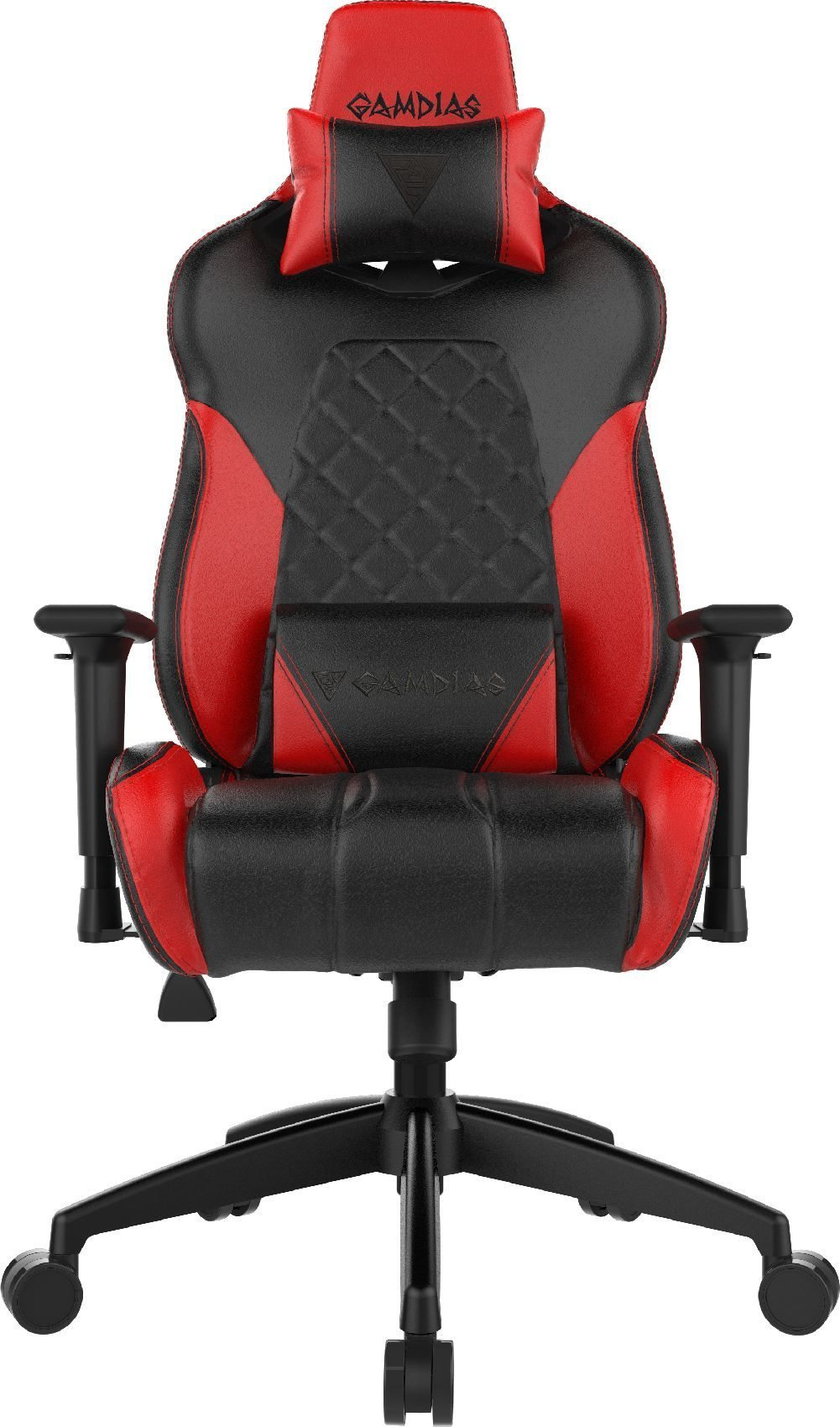 геймърски стол Gaming Chair - ACHILLES E1-L Red RGB
