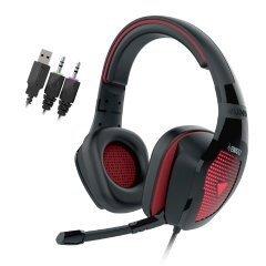 геймърски слушалки Gaming Heaphones - EROS E1 - PC/Consoles