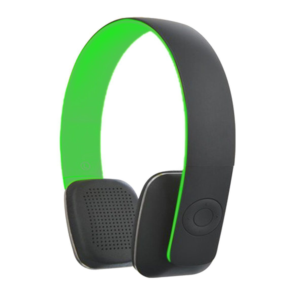 Headphones Bluetooth T2 green