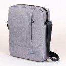 "Kingsons Tablet Bag 9.7"" K8507W-G :: Urban Series - Grey"