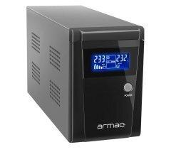 непрекъсваемо токозахранващо устройство UPS Line-Interactive 650VA Office Series O/650F/LCD 390W