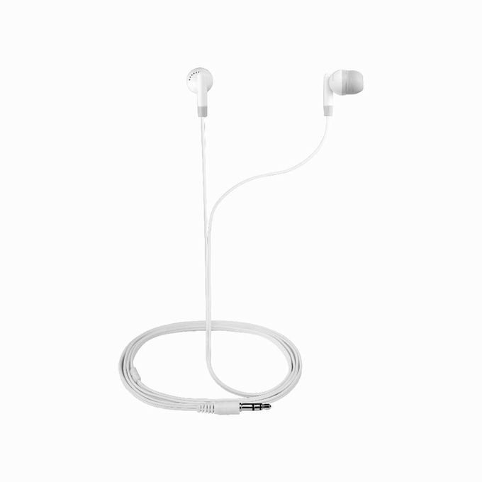Revolutionary In-earphones white&grey - AM-1002-WTGR