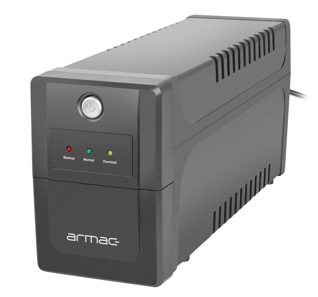 Armac UPS Line-Interactive 650VA Home Series H/650F/LED 390W