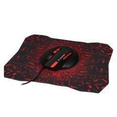 Геймърски комплект Gaming COMBO G928+G1 2-in-1 - Mouse, Mousepad - MARVO-G928+G1