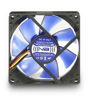 92mm NB-BlackSilentFan XE1 Rev3.0+Slics 1500rpm