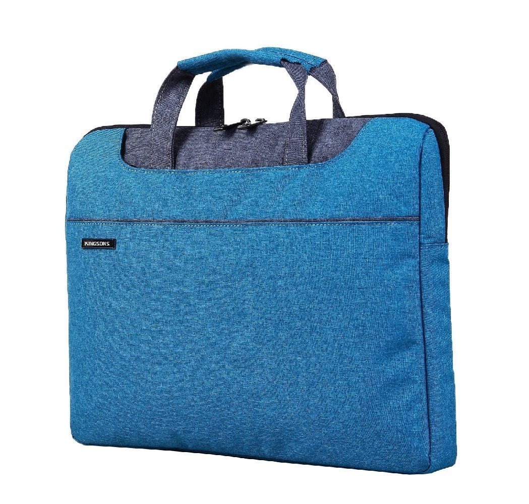 "Laptop Bag 13.3"" KS3093W-BBL :: Concord Series - Blue"