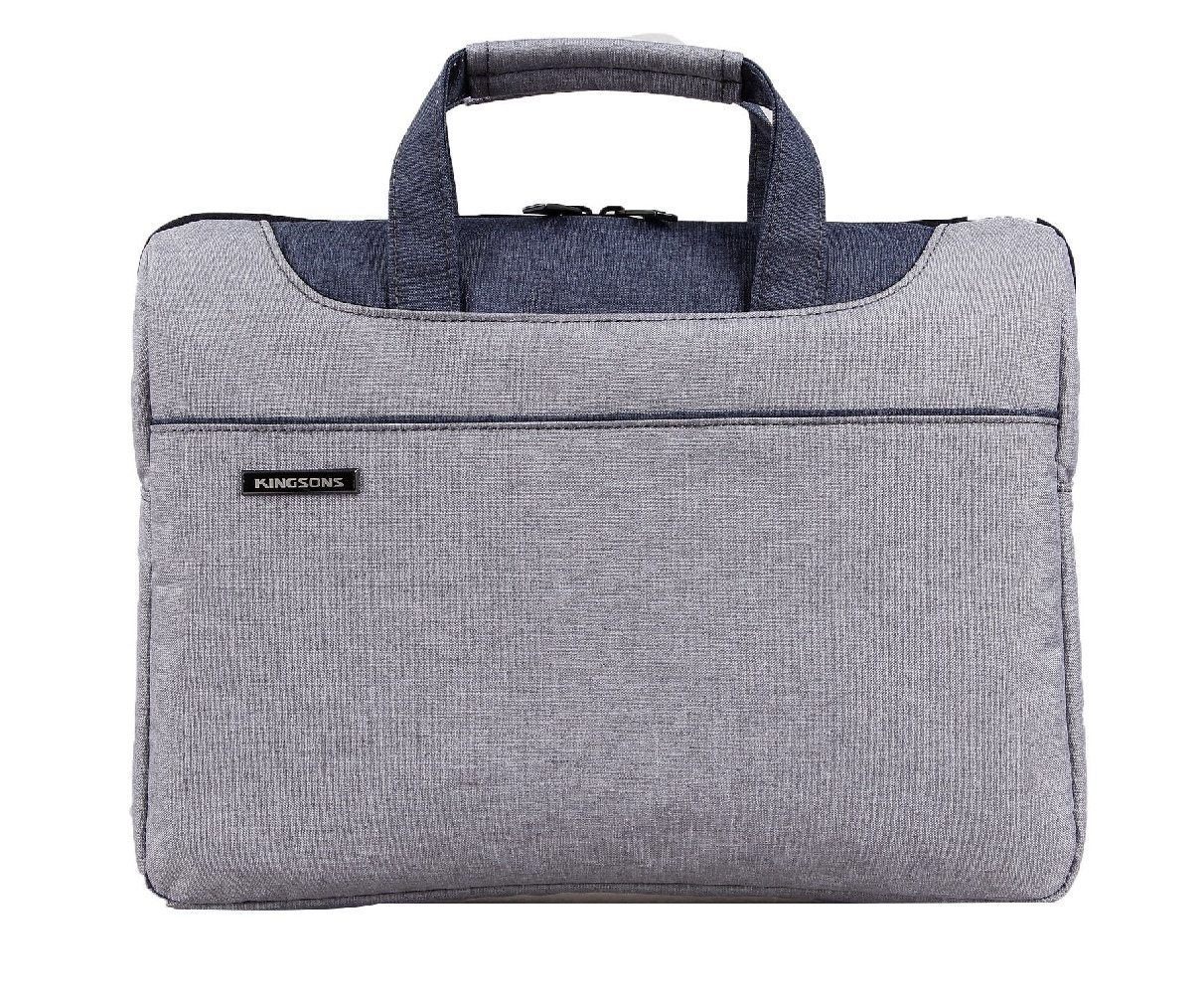 "Laptop Bag 13.3"" KS3093W-BG :: Concord Series - Grey"