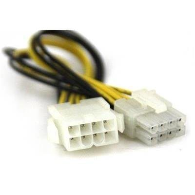 Удължение Extension Cable 8pin EPS ATX - CE314-0.3m