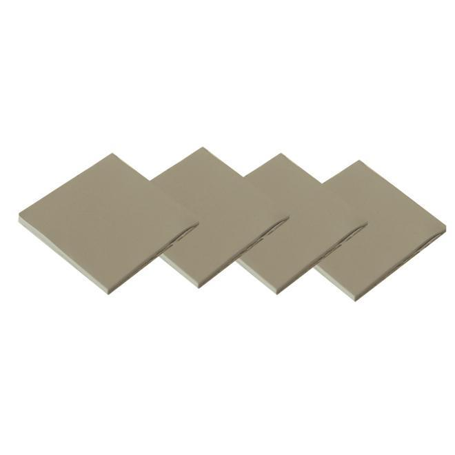 Thermal Pad - 13 x 13 x 1.0mm, 4 pcs