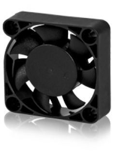 Вентилатор Fan 40x40x10 EL Bearing (4000 RPM) EC4010LL12EA