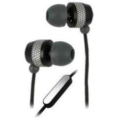 Sound E221-BM - Mobile Phone earphone Mic/Black