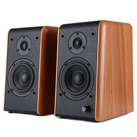 Microlab Тонколони Speakers 2.0 B-77 wooden 48W RMS