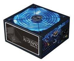 Захранване PSU 500W 80+ Blue Led Fan 140mm - ZM-500TX
