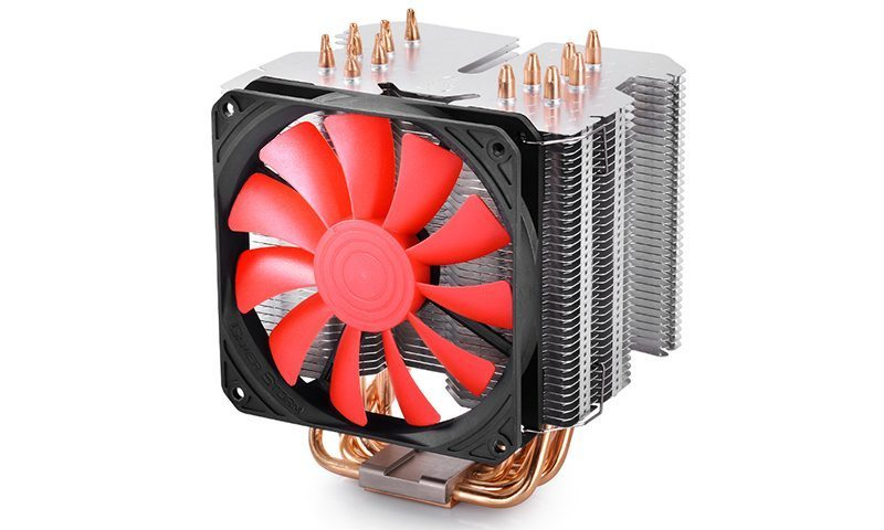 Охладител CPU Cooler LUCIFER K2 - 2011/1150/1366/775/AMD