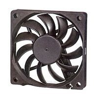 Fan 70x70x10 2Ball (3500 RPM) - EC7010M12BA