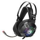 Marvo геймърски слушалки Gaming Headphones HG9015G - 7.1 RGB