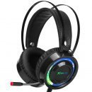 Gaming Headphones GH-708 - Backlight, PC, Consoles - XTRM-GH-708