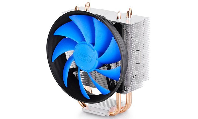 DeepCool Охладител за процесор CPU Cooler GAMMAXX 300 PWM 1151/775/1366/AMD