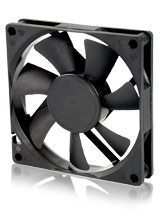 Вентилатор Fan 80x80x15 5V EL (2500 RPM) EC8015M05EA