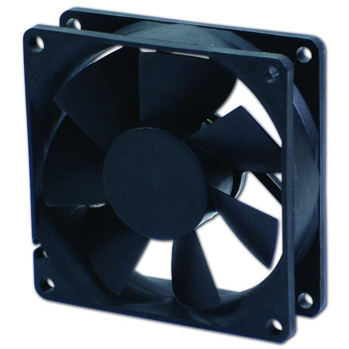 Вентилатор Fan 80x80x25 2Ball (4000 RPM) - 8025TH12BA