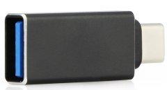 Адаптер Adapter OTG USB3.1 type C / USB3.0 AF - CA431M