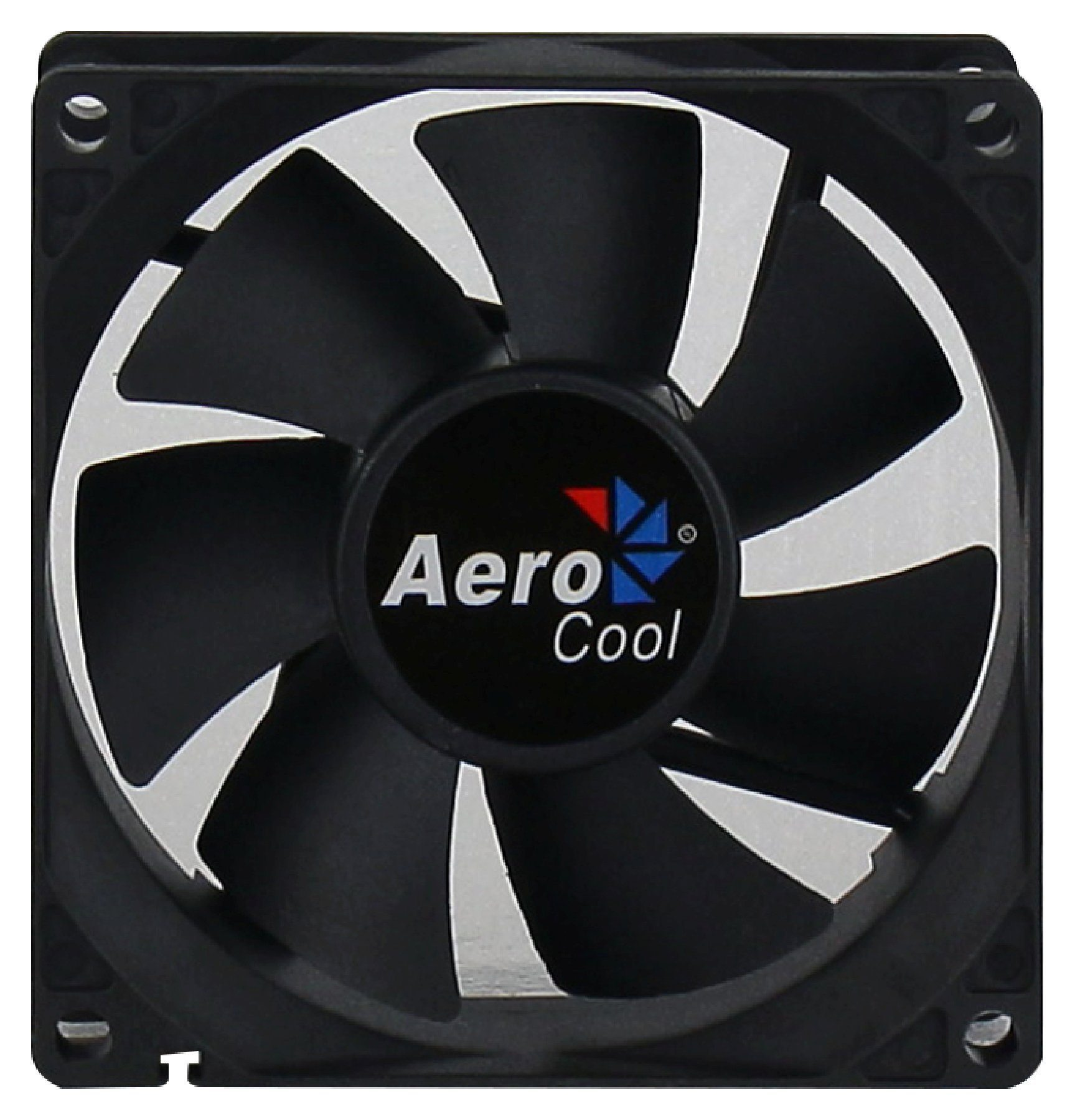 AeroCool вентилатор Fan 80mm Dark Force Black - ACF1-DF00110.11